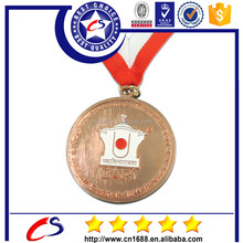 Cheap superior quality olympic bronze sport medals
