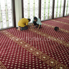 Mosque Carpet, Masjid Carpet, Mosque Prayer Carpet, Carpet for Mosque 004