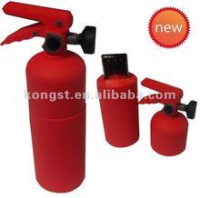 Custom Design Fire Extinguisher usb flash memory 8GB