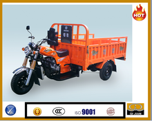 Latest heavy load air cooling engine tricycle/three wheel motorcycle
