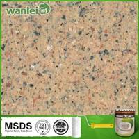 Factory hot sale liquid granite wall decorative paint