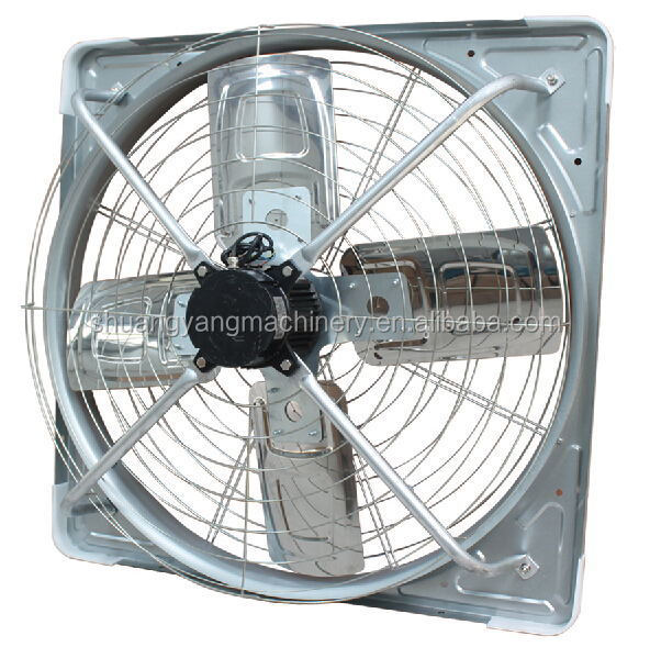 Industrial Axial Flow Fans : Axial flow fan for cow hanging buy
