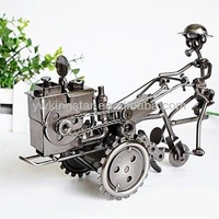 Metal crafts vintage tractor models
