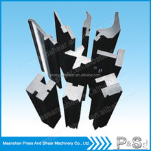 various kinds of press brake tooling set for Rico