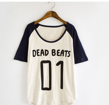 2013 korean style womens clothing summer woman clothes plus size women cotton blouses ladies t shirt