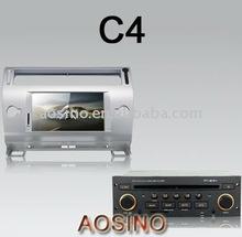 car gps/special car dvd player CITROEN C4