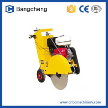 Hot sell concrete groove cutter foa sale HQR500 Pavement cutting machine