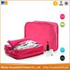 HOT SALE !!! cheap 3pcs set travel storage bag