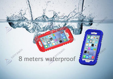 2015 New Product For Iphone 6 Waterproof Mobile Phone Case/ Phone PC Waterproof Dry Bag For Swimming
