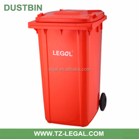 garden appliance new waste container 80liter garbage bin