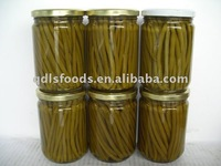12/580ml canned green beans