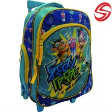 2012 Fashion Kid Trolley anime backpacks and school bags