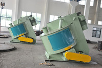 Double function of hot mix and cold mixer 500L volumetric mixer for ceramics