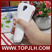 blank sublimation 3D film case for samsung S6 cover ,cheap sublimation case for S6