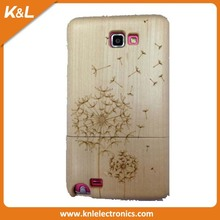 For samsung galaxy note i9220 mini Wooden Cell Case, New Stylish PC Back Cover Case for samsung galaxy note i9220 OEM ODM