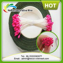 HR manufacturer Pearlized /matte colored stamen 1-3mm