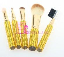 New low price nylon hair purple make-up brush