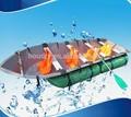 Barato y portátil bote de pesca de plástico de seguridad en venta