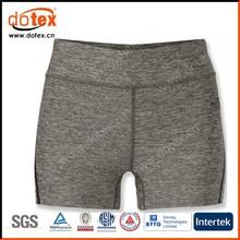 2015 wicking dry rapidly 4 way stretch nylon lycra customize gym shorts
