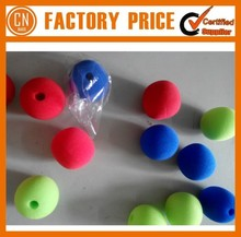 High Quality Customzied Color Foam Nose Round Party Custome Accessories