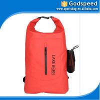 waterproof pvc duffel bag custom logo waterproof bag for teens