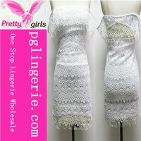 White lace designer one piece party dress,cheap evening dresses ireland,maxi evening dresses uk