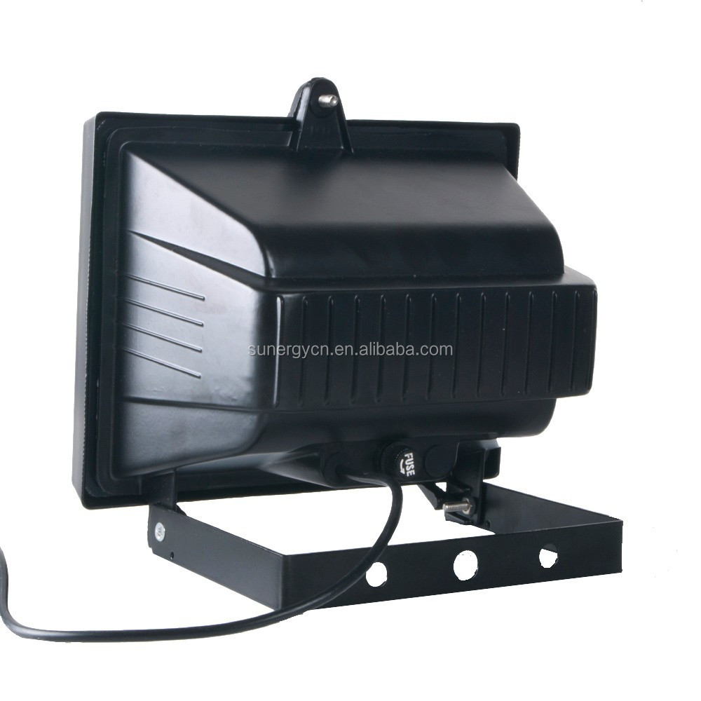 solar flood light waterproof high lumens outdoor solar led flood light