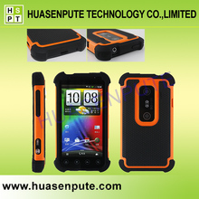 Wholesale Waterproof Phone Case for HTC EVO 3D, Mobile Phone Case for HTC EVO 3D