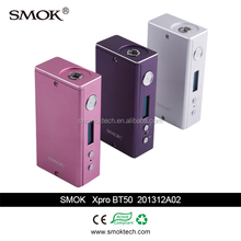 SMOKTECH Xpro BT65 promotion Video And Review on youtube 65w box mod