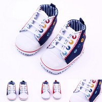Babies Products Shoes For Baby Boy 6-12 Month Casual Shoes Canvas