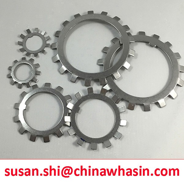Stainless Steel Tooth Washers DIN6797 Lock Washer with External Teeth Serrated.jpg