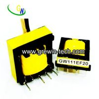 36v 48v ETD EE PQ high voltage ferrite core transformer for Switching power supply