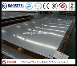 latest hot sale 410cold rolled Stainless Steel Sheet