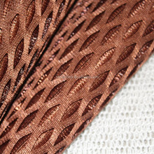 3D diamond mesh top quality high elasticity 3d air mesh fabric for car seat covers, knitting 100% polyester mesh fabric