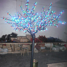 Blinking decorative tree streamer christmas decoration