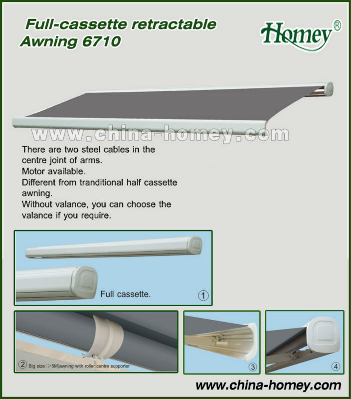 Used terrace awning for sale, View terrace awning, Homey Product ...