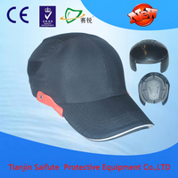 CE EN397 crash helmet/standard bump cap for mining/Ventilated hard hat