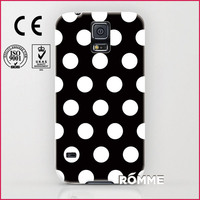 Alibaba Trusted Manufacturer supply printed 2015 new dot pattern design for samsung galaxy s5 case cover wholesale