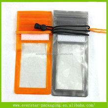 Eco-friendly New Style Reclosable PVC Transparent Bag For Phone Charger