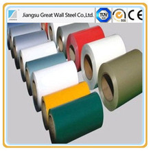 PPGI/HDG/GI/SECC DX51 ZINC COATING thickness 0.53mm roofing building materials color coated gi gl ppgi ppgl steel coil sheet