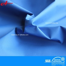 nylon mechnical stretch rib stop microfiber breathable waterproof outerdoor sports garment fabric
