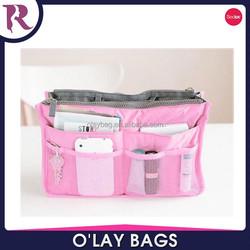 China 2015 new fashion multifunctional travel handbag organiser