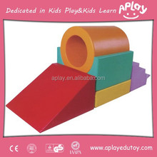 Most Attractive Indoor Walking Tunnel Size Soft Play for Children Items AP SP0008