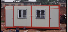 Fast installed prefab container house / container home for sale