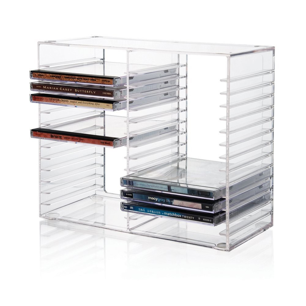 d 1448.jpg  sc 1 st  Alibaba & Acrylic Cd Dvd Display Rack/ Shelf/ Stand/holder Plexiglass Cd Dvd ...