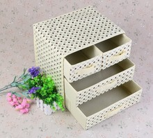 Living room decorative arts and crafts fabric drawer