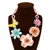 Hot Sale Necklace Wholesale ,High Quality Neckalce Acrylic Jewelry(SWTAA1651)