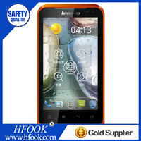 MTK6577 Dual Core WCDMA 3G Smartphone Lenovo A630 Android 4.0 Dual SIM Phone WiFi