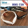 Made in china Hot Selling HBS 730 wireless mobile phone headset for iphone for samsung