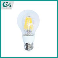 New design Hot Sale 360 degree E14 E27 led filament bulb ul